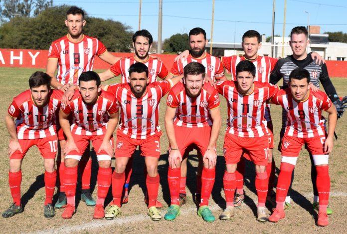 Atlético Ticino, uno de los semifinalistas del torneo Apertura